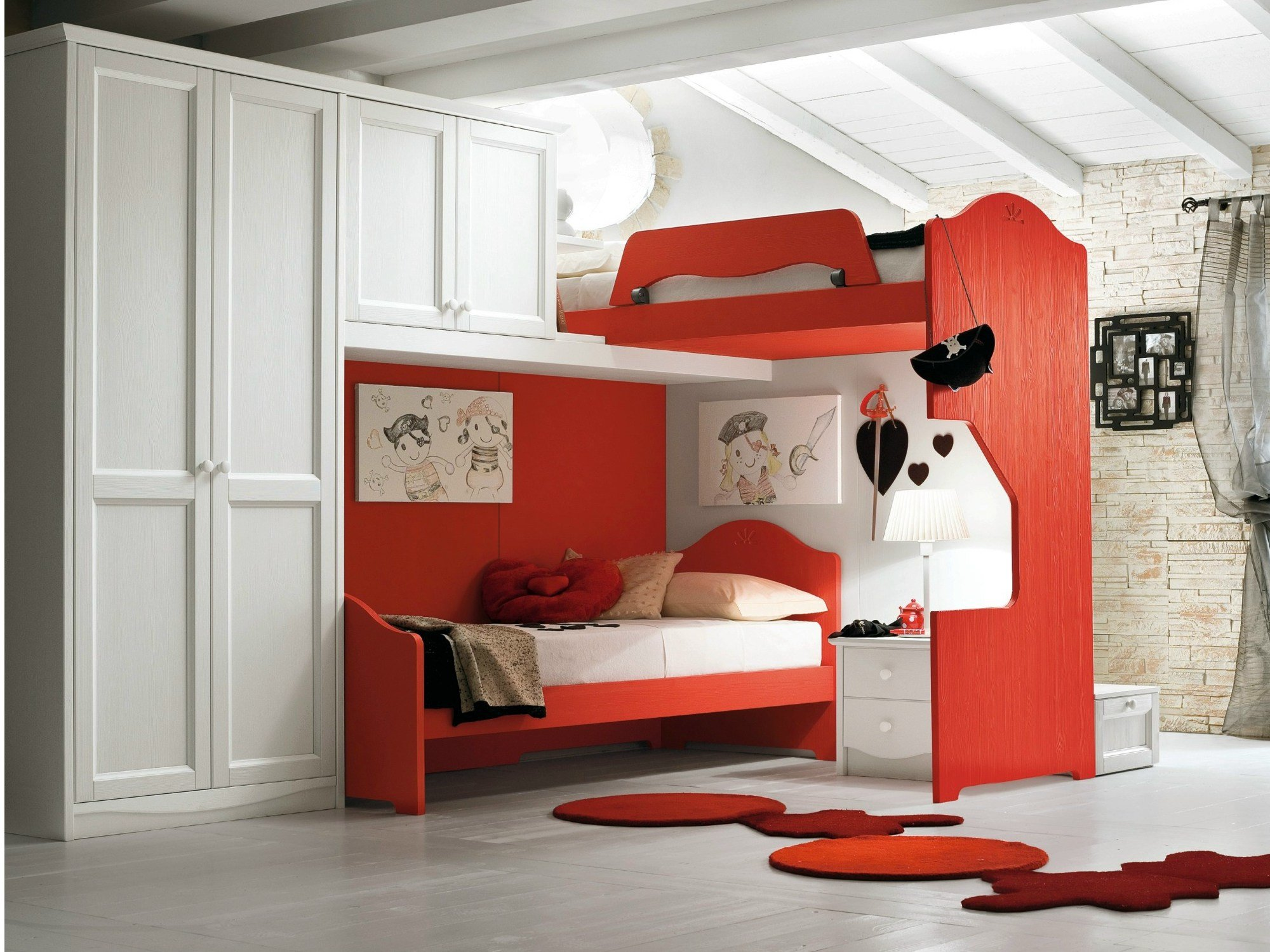 Best Loft Wooden Teenage Bedroom Every Day Night Composition 12 With Pictures