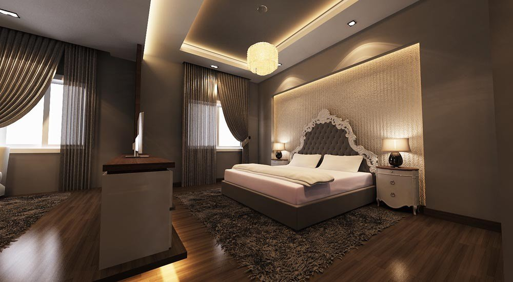 Best Indirect Lighting Techniques And Ideas For Bedroom Living Room Ceiling Off Bedroom Lighting With Pictures