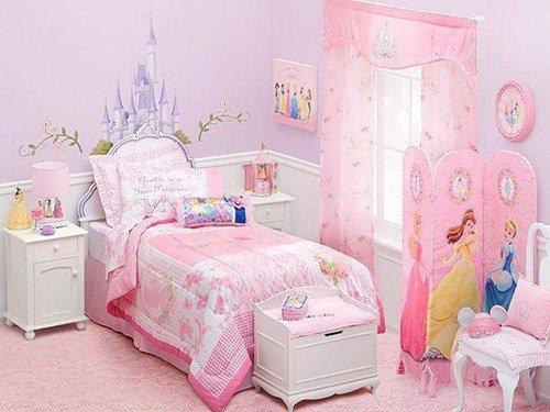 Best Pink Bedrooms For Little Girls Interior Design With Pictures