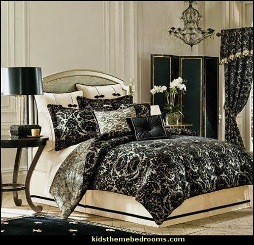 Best Elegant French Boudoir Themed Bedroom Style Interior Design With Pictures