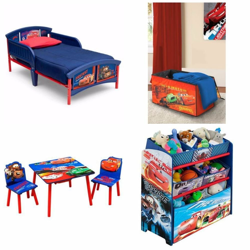 Best Disney Cars Bedroom Furniture For Kids Interior With Pictures
