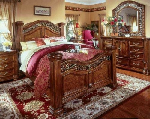 Best King Bedroom Set Ebay With Pictures