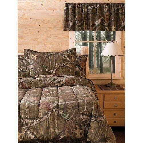 Best Mossy Oak Camo Comforter Ebay With Pictures