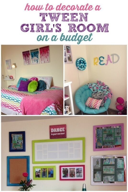 Best Decorating A Tween Girl S Room On A Budget Ebay With Pictures