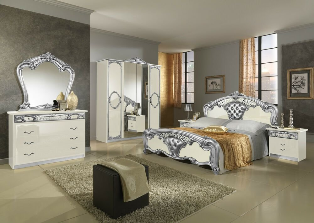 Best Italian Furniture Bedroom Set New Ebay With Pictures