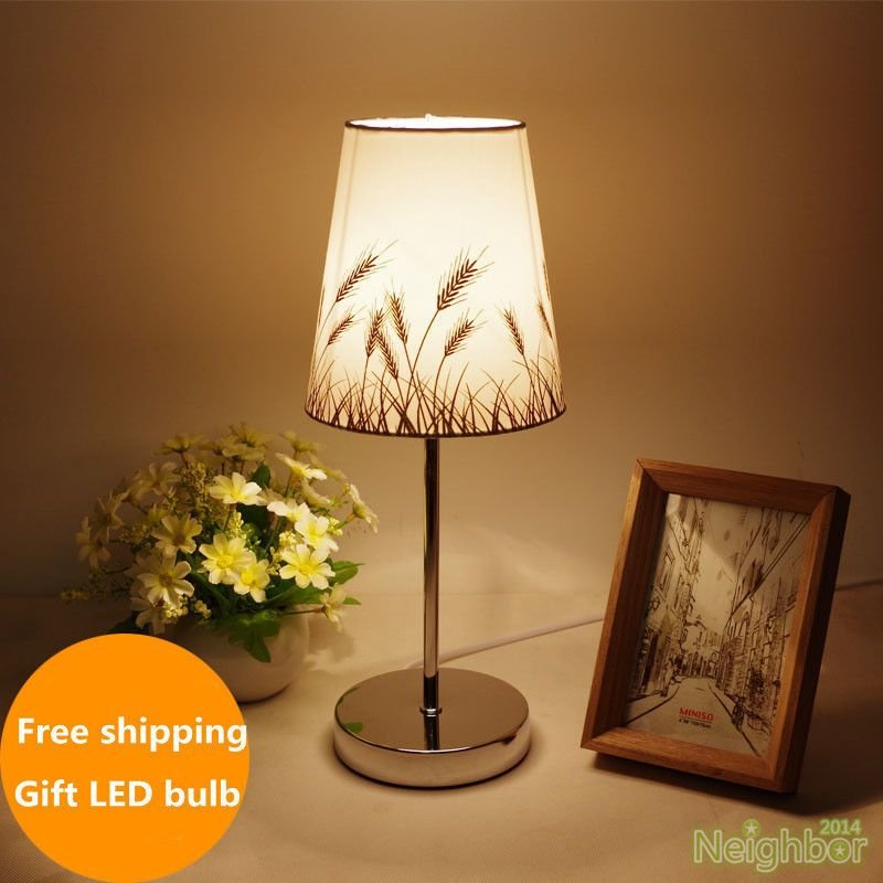 Best Modern Led Small Table Lamp Desk Lights Reading Lamp With Pictures