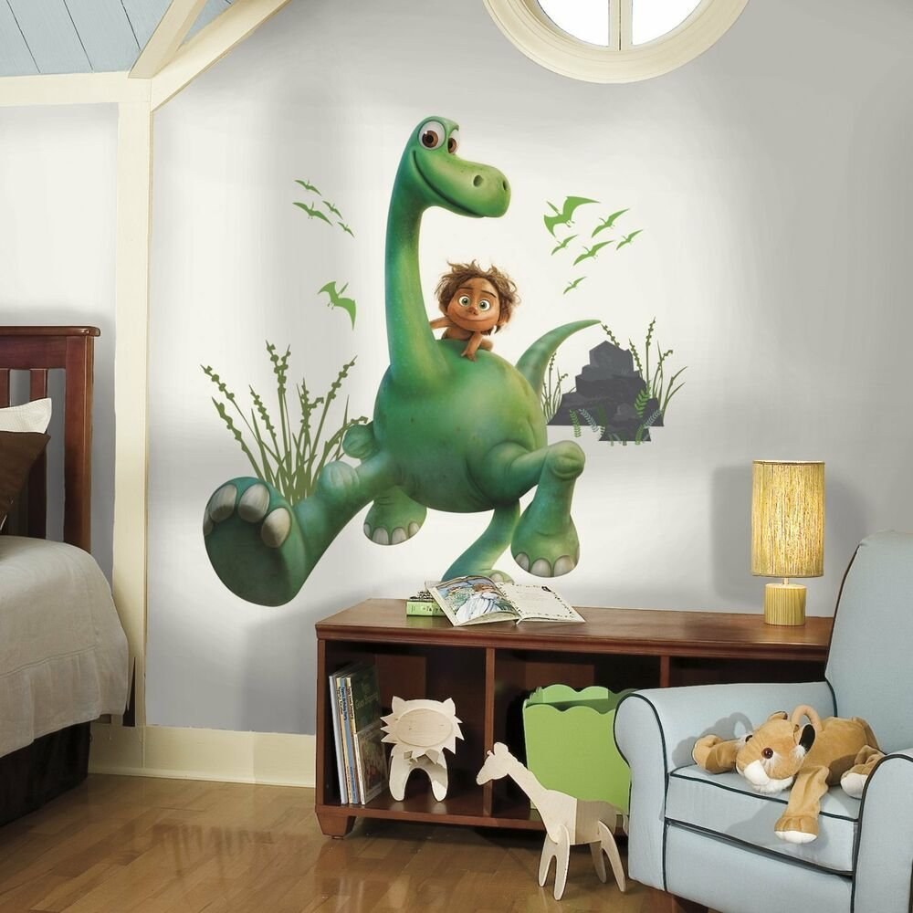 Best The Good Dinosaur Arlo Big Wall Decals Spot Room Decor With Pictures