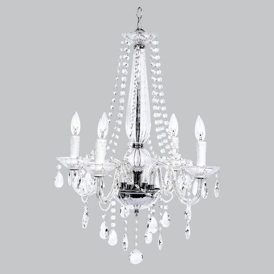 Best Kids Crystal Chrome Chandelier Light Fixture Shades With Pictures