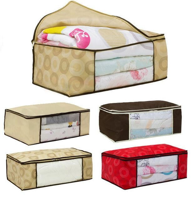 Best Newly Cabinets Underbed Storage Duvet Clothes Bedding With Pictures