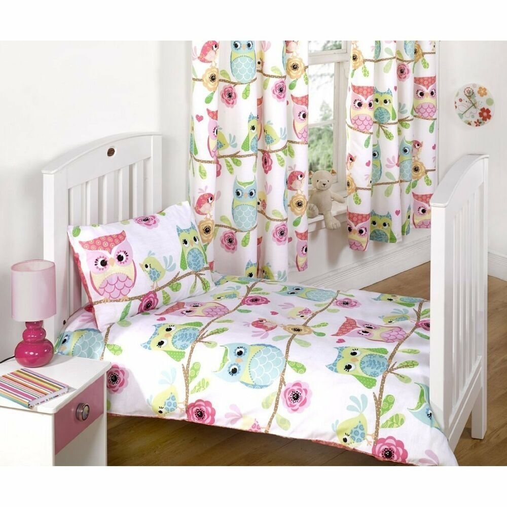 Best Owl And Friends Bedroom Range Bedding Curtains Rug With Pictures