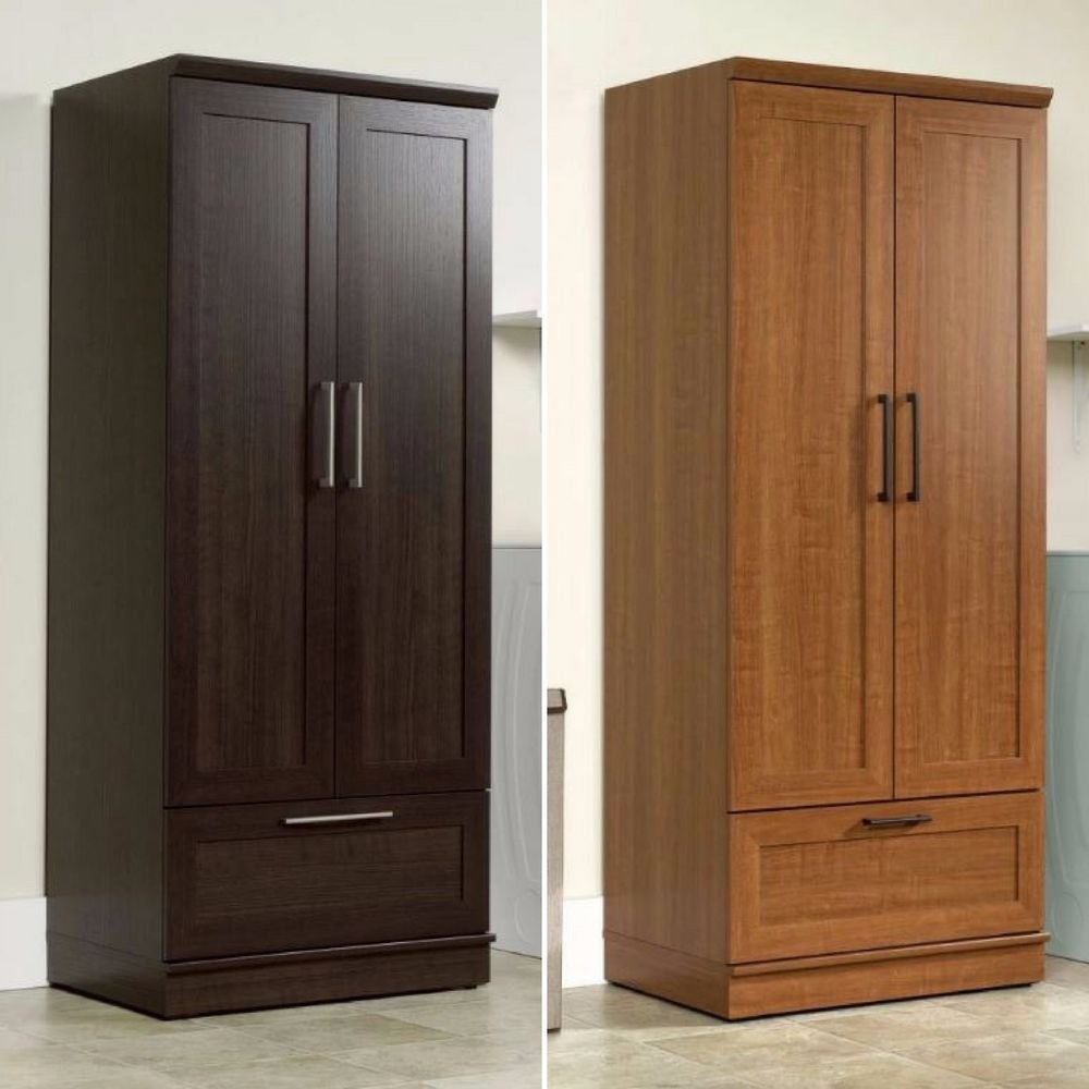 Best Wardrobe Closet Storage Armoire Tall Bedroom Furniture With Pictures