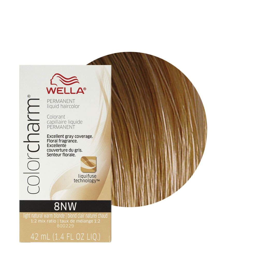 Free Wella Color Charm Permament Liquid Hair Color 42Ml Light Wallpaper