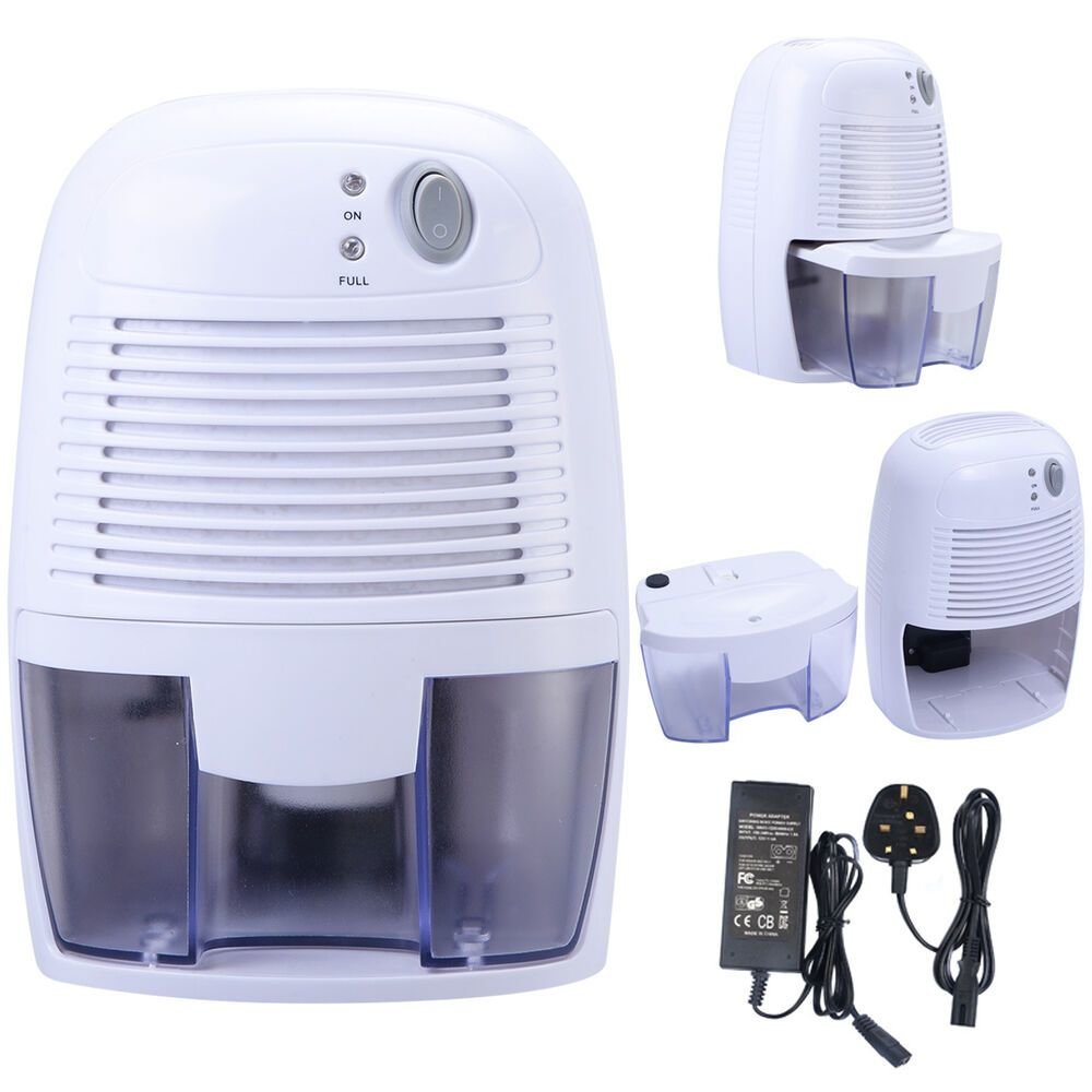 Best 500Ml Mini Dehumidifier Air Dryer Damp Peltier Portable With Pictures