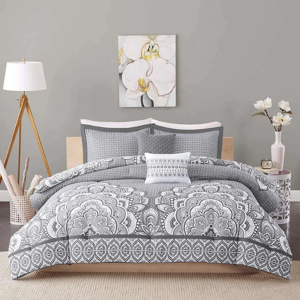 Best Beautiful Modern Chic Elegant Grey White Bohemian Global With Pictures