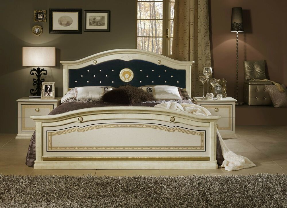 Best Venus Versace Italian Bedroom Set Ebay With Pictures