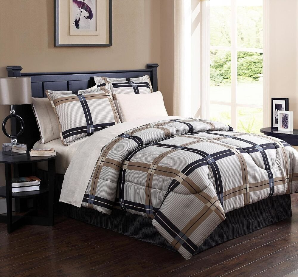 Best Complete Bed Set Comforter Queen Twin Full King Size With Pictures