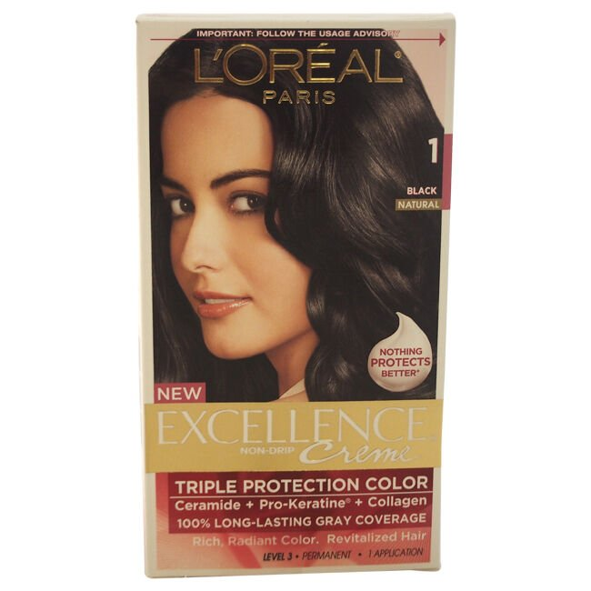 Free Excellence Creme Pro Keratine 1 Black Natural By L Wallpaper