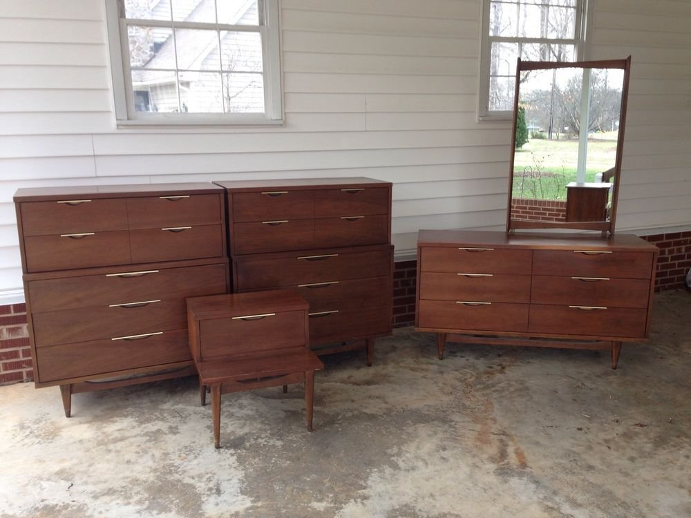 Best Kent Coffey The Tableau Bedroom Set Ebay With Pictures