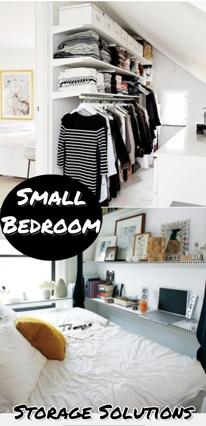 Best 38 Creative Storage Solutions For Small Spaces Awesome With Pictures