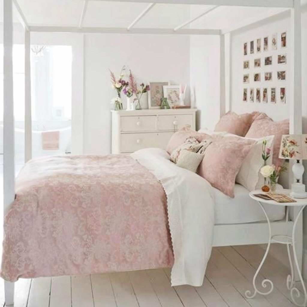 Best Blush Pink Bedroom Ideas Dusty Rose Bedroom Decor And With Pictures