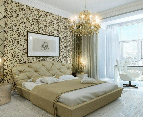 Best Bedroom Wallpaper Design Ideas My Daily Magazine Art Design Diy Fashion And Beauty With Pictures