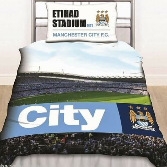 Best 11 Ideas To Theme A Manchester City Kids Bedroom With Pictures