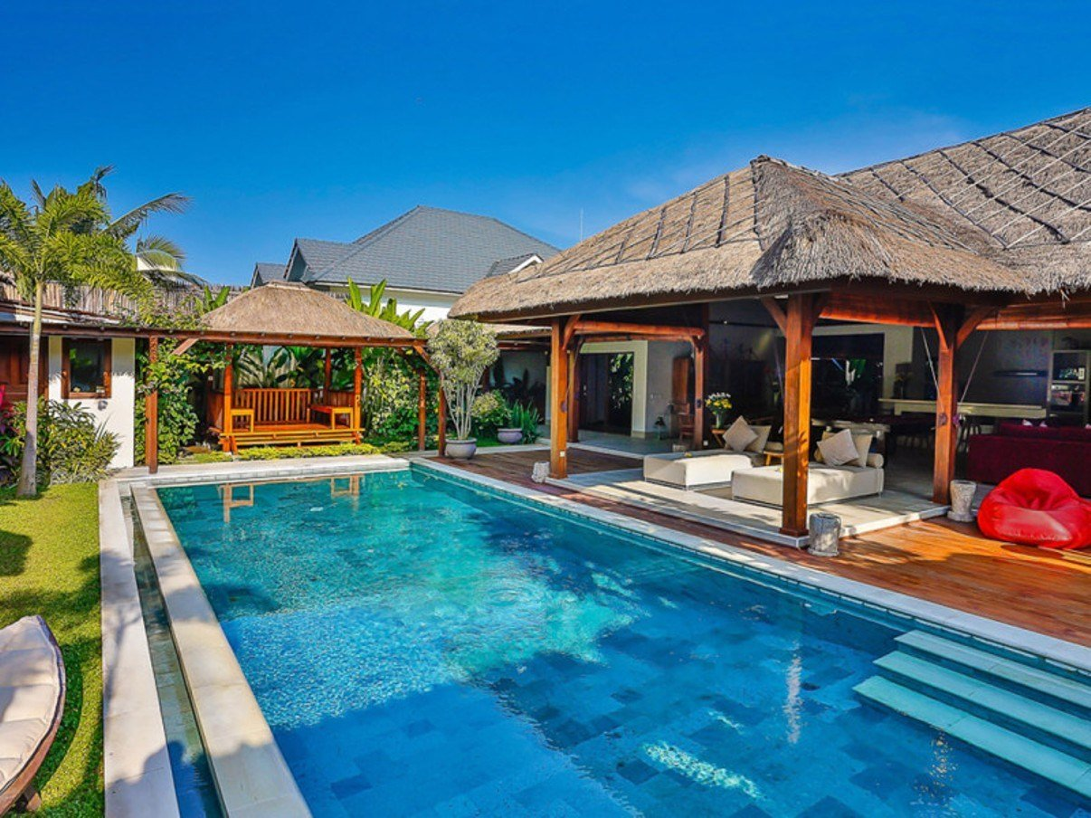 Best Cozy 5 Bedroom Villa In Seminyak Maviba With Pictures