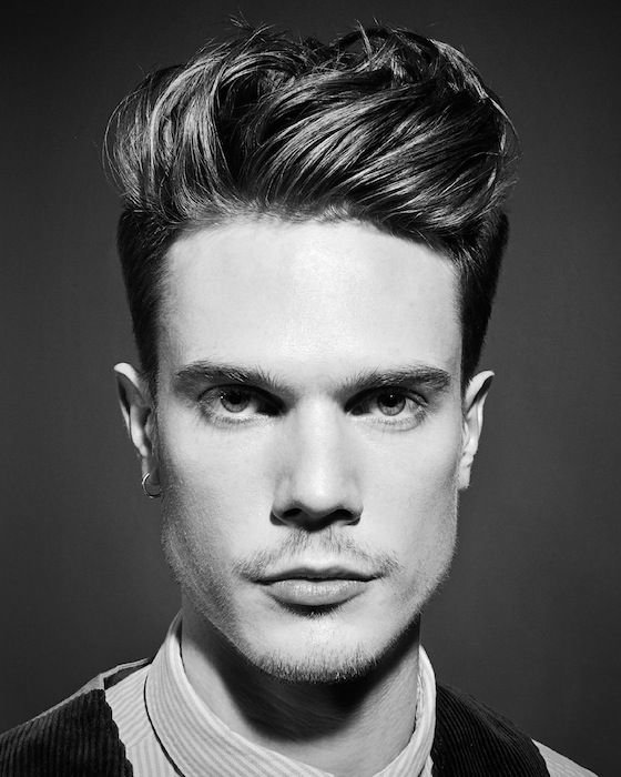 Free 1950'S Men S Gr**S*R Hairstyles Mens Craze Wallpaper
