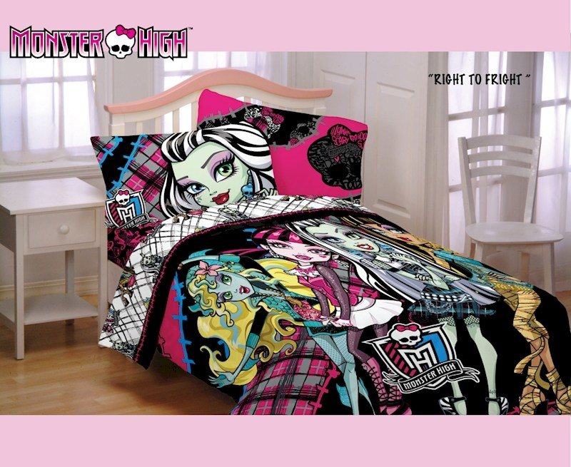 Best Monster High Bedding Shop Monster High Doll Accessories With Pictures