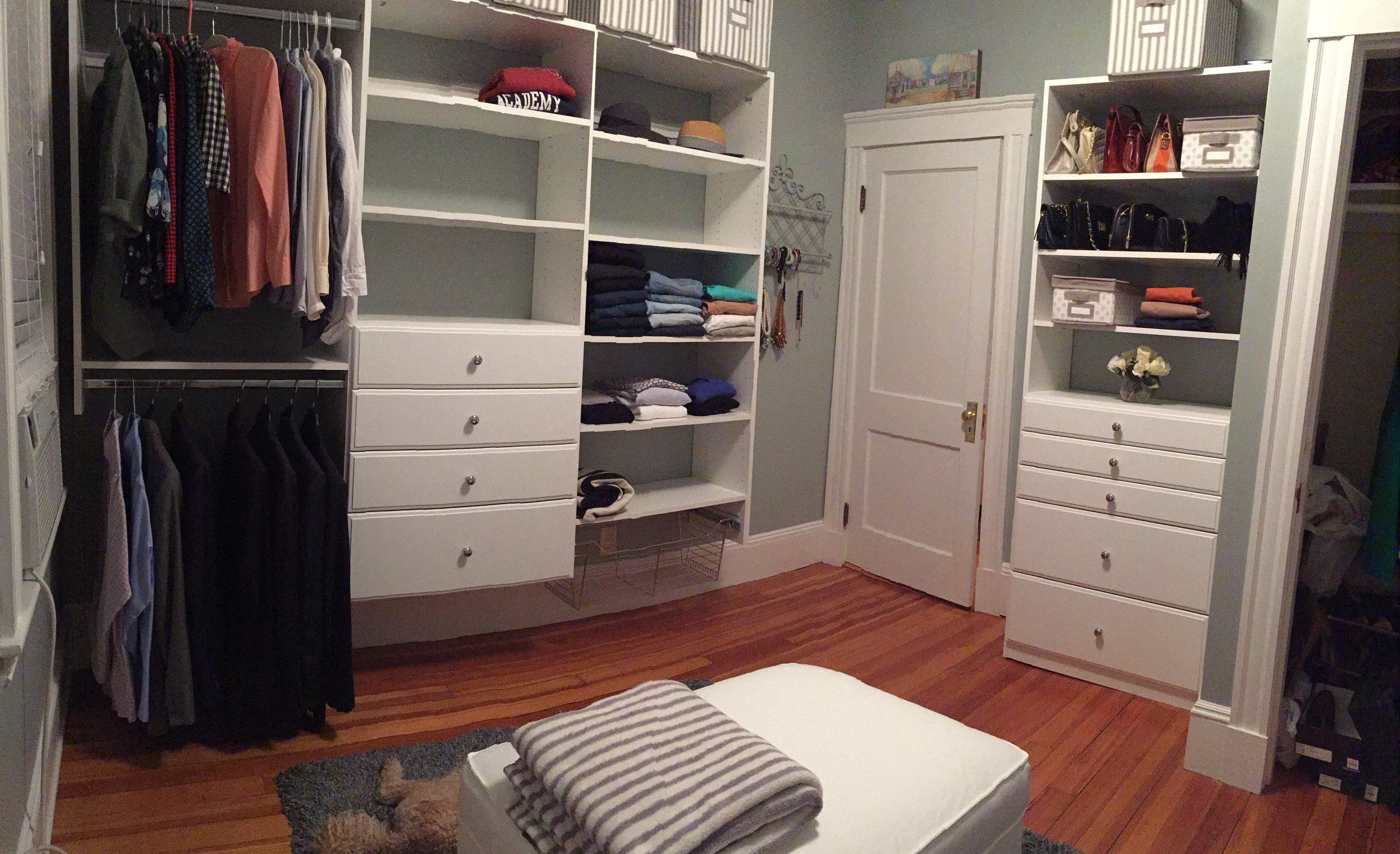 Best Turn A Spare Bedroom Into A Walk In Closet – You Bet Your With Pictures