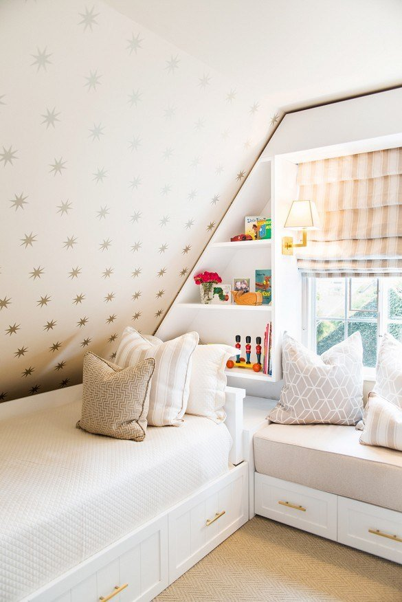 Best Decorating Ideas For Room With Sloped Ceilings H Wall Decal With Pictures