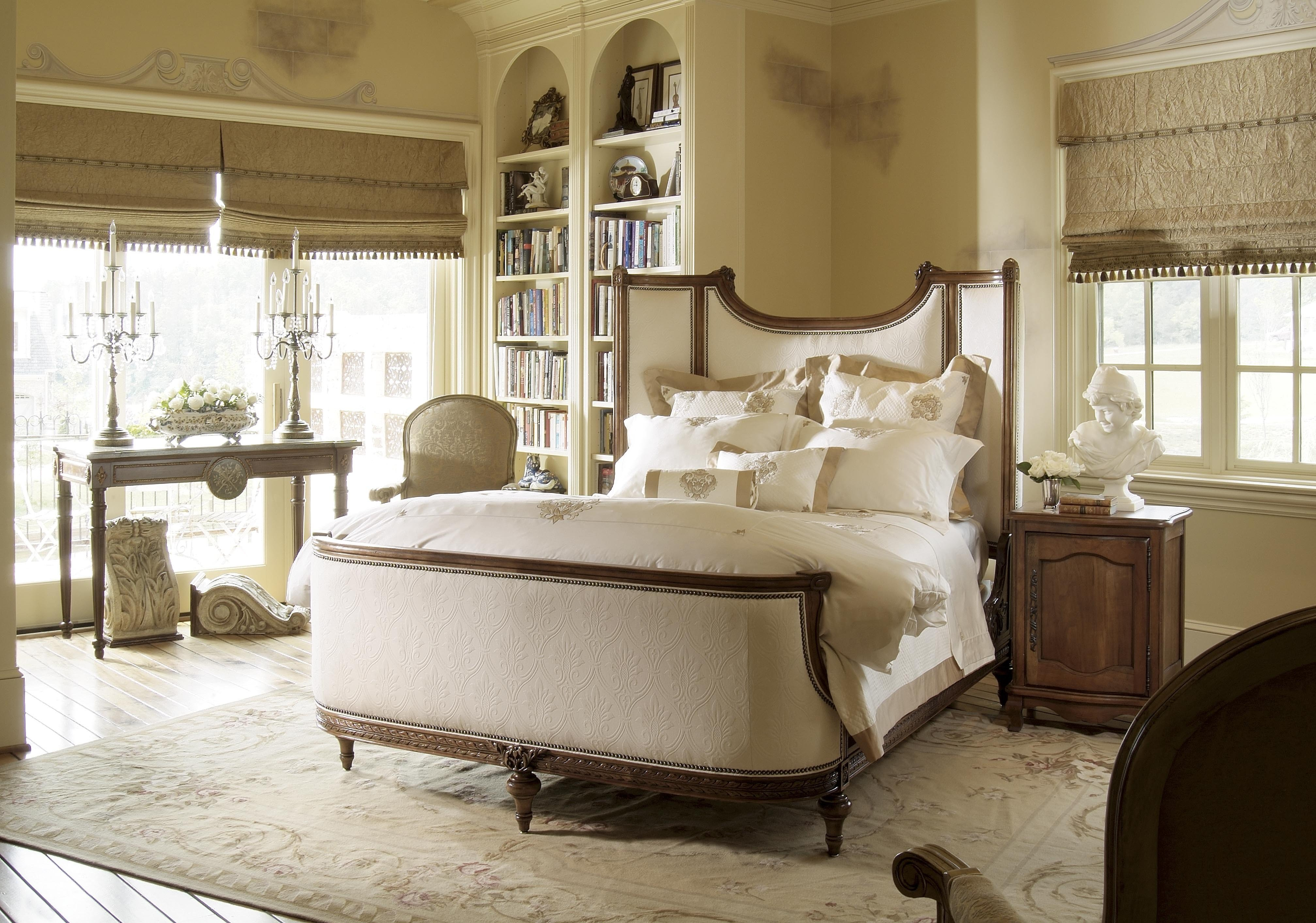Best Interior Design Trends Romantic And Ornate Bedroom With Pictures