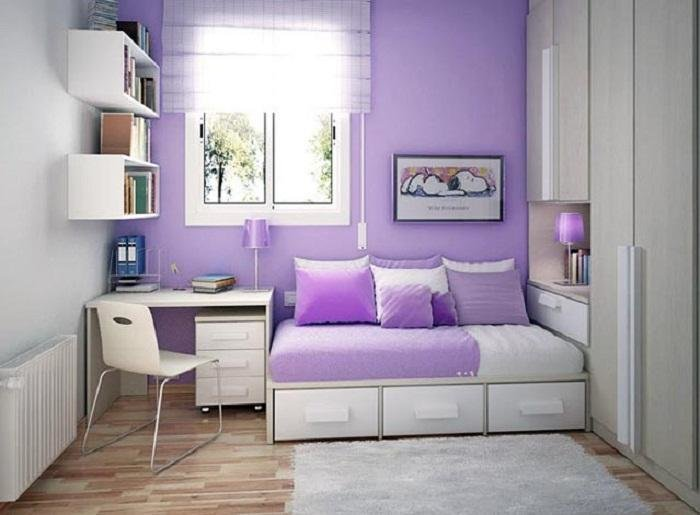 Best Bloombety Small Girls Bedroom Decorating Ideas With Pictures
