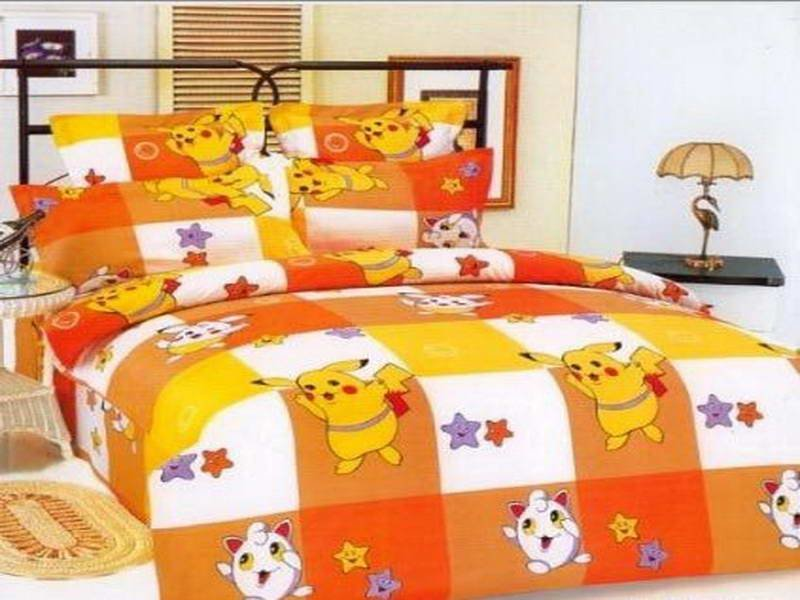 Best Bloombety Design Your Own Bedding With Pokemon Theme With Pictures