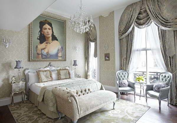 Best Bloombety Parisian Style Bedroom With Luxury Seats Parisian Style Bedroom For Romantic Room Shade With Pictures