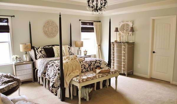 Best Bloombety Parisian Style Bedroom With Unique Wardrobe With Pictures