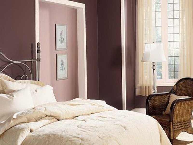 Best Bloombety Bedroom Brown Paint Design Ideas Bedroom Paint With Pictures