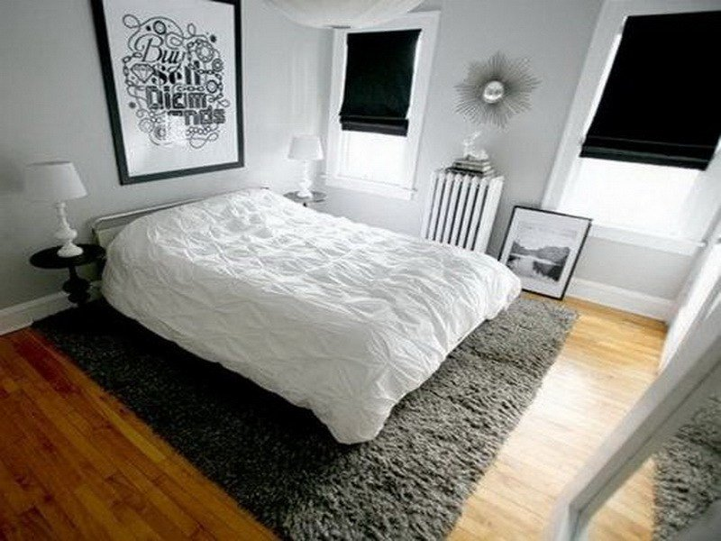 Best Bloombety Small Bedrooms With Carpet Grey Ideas For Decorating Small Bedrooms With Pictures