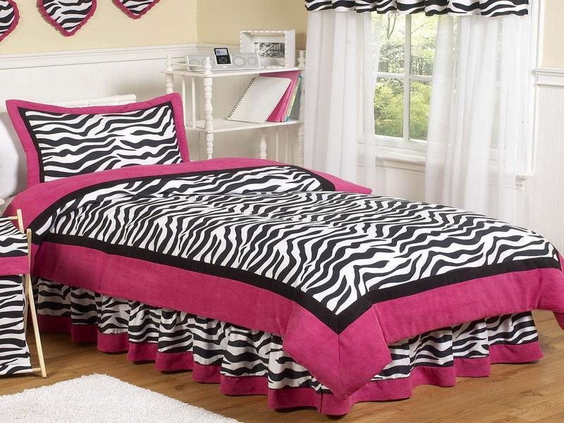 Best Miscellaneous Zebra Print Decor For Bedroom Interior With Pictures