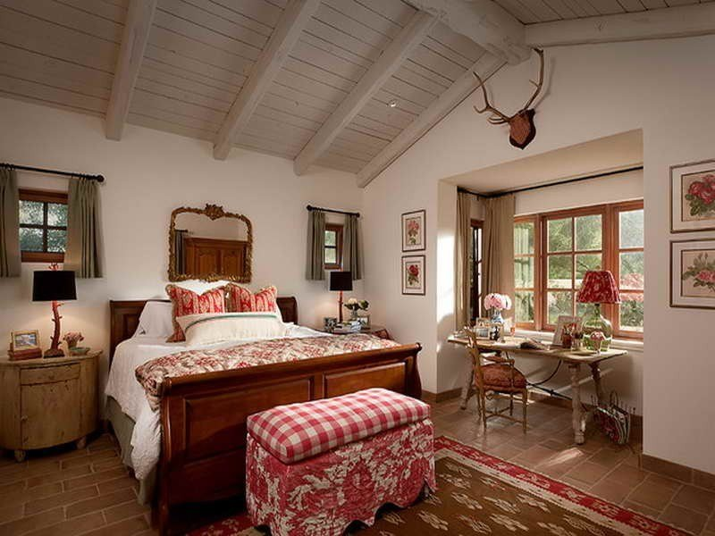 Best Miscellaneous French Country Bedroom Decorating Ideas With Pictures