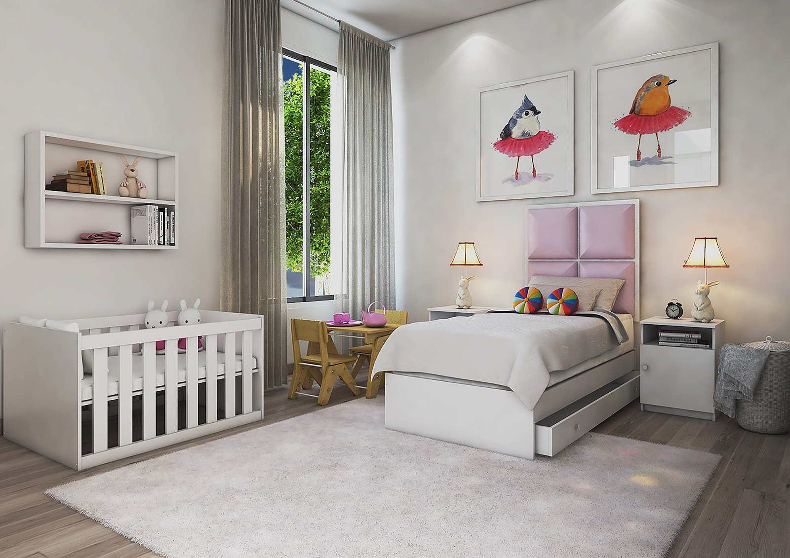 Best Bedroom In A Box White Furniture Express With Pictures
