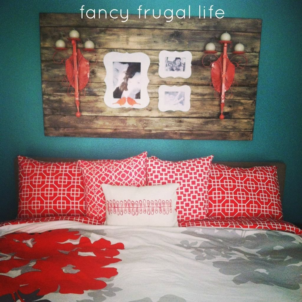 "Best Diy Faux ""Barn Wood"" Wall Art With Pictures"