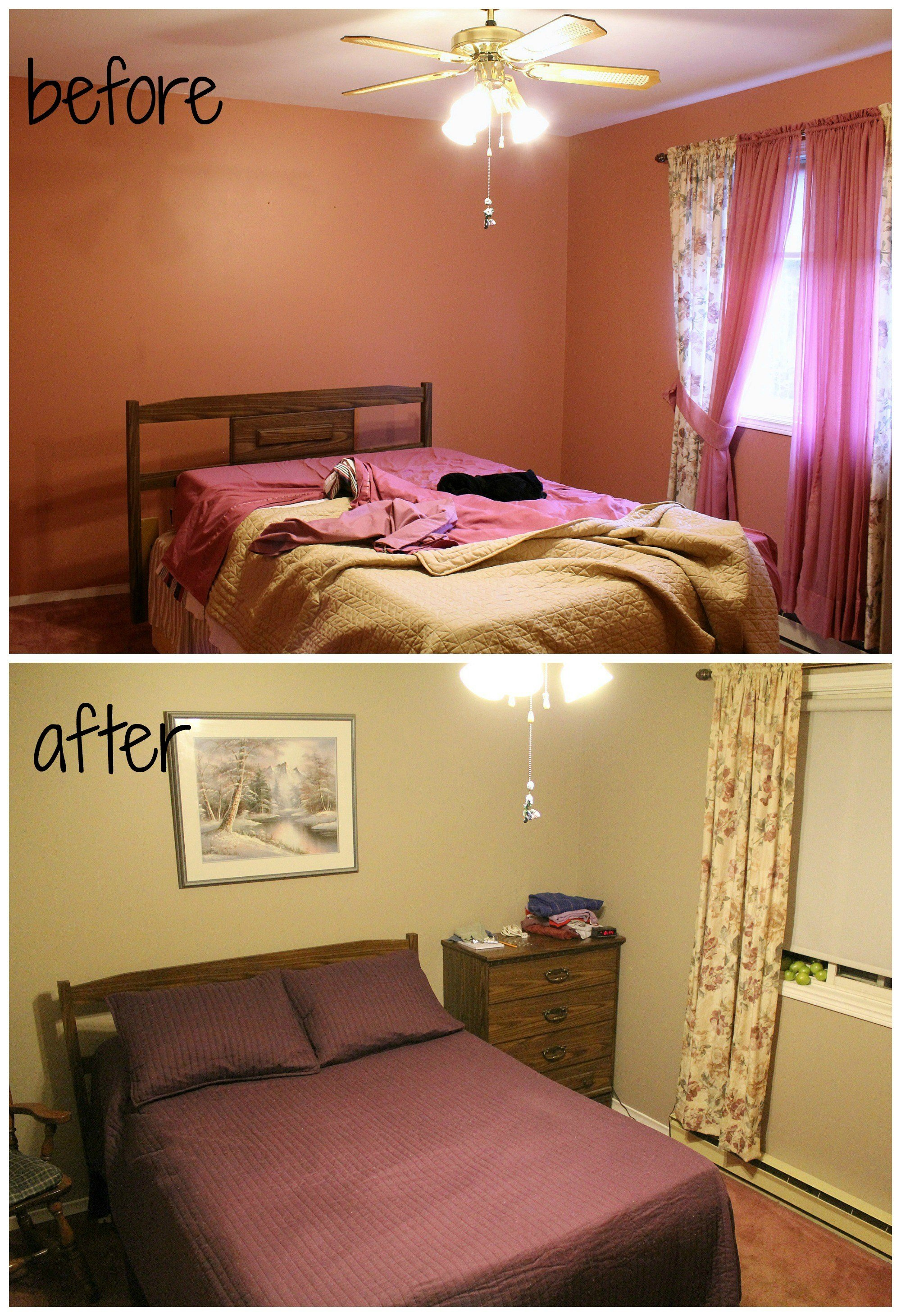 Best Turtles And Tails Bedroom Makeover Goodbye Dusty Rose With Pictures