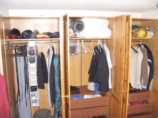 Best Closet In Master Bedroom With Gun Safe Flickr Photo With Pictures
