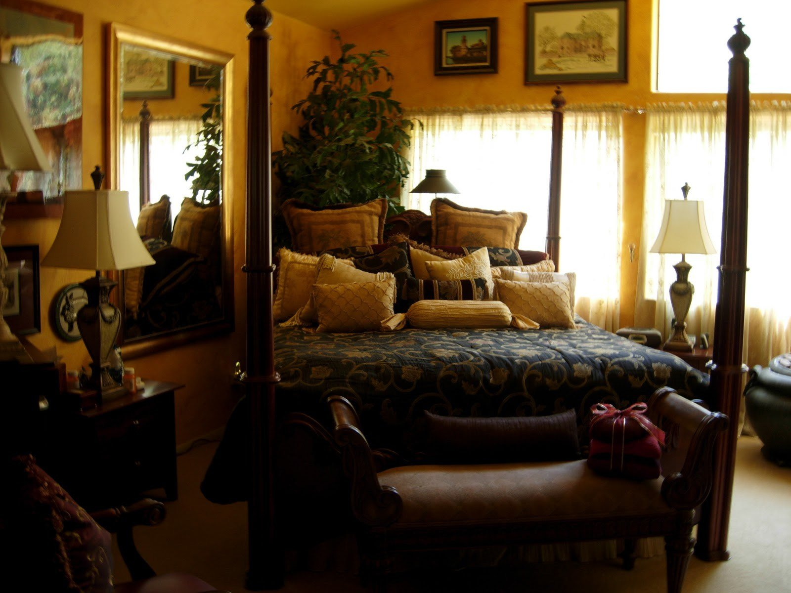 Best 30 Romantic Master Bedroom Designs With Pictures