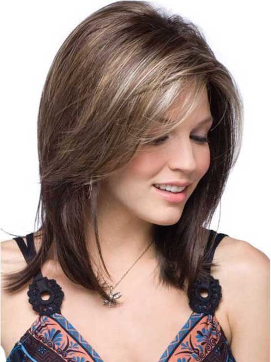 Free 30 Mid Length Hairstyles Ideas For Women S Feed Inspiration Wallpaper