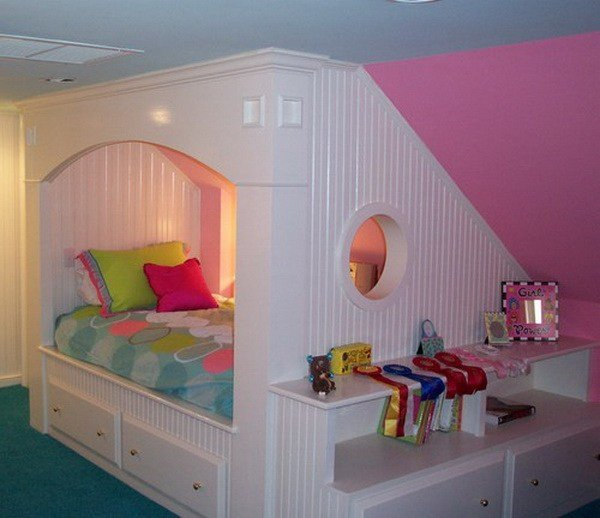 Best 50 Cool Teenage Girl Bedroom Ideas Of Design With Pictures