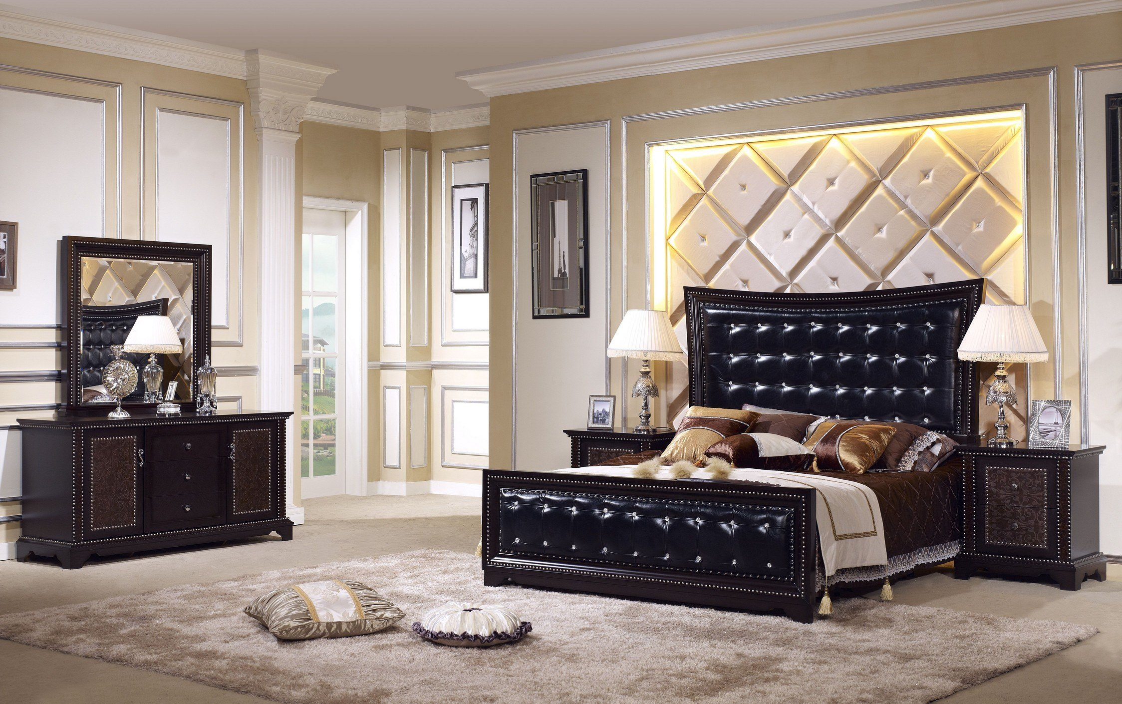 Best New Home Furnishers » Bedroom Suites With Pictures