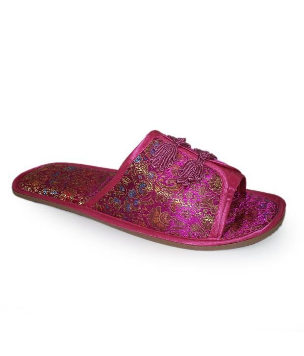 Best Unique Pink Bedroom Slippers Price In India Buy Unique With Pictures