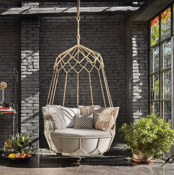 Best Creative Swing Chair For Bedroom With Pictures